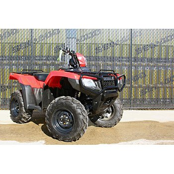 2018 Honda FourTrax Foreman Rubicon 4x4 Automatic for sale 200585642