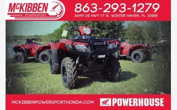 2018 Honda FourTrax Foreman Rubicon for sale 200588690
