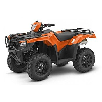 2018 Honda FourTrax Foreman Rubicon for sale 200607646