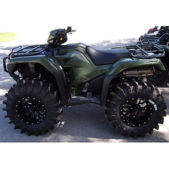 2018 Honda FourTrax Foreman Rubicon 4x4 Automatic for sale 200622515