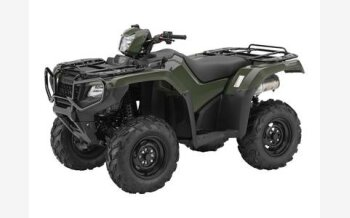 2018 Honda FourTrax Foreman Rubicon for sale 200634231