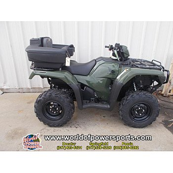 2018 Honda FourTrax Foreman Rubicon 4x4 Automatic for sale 200637222