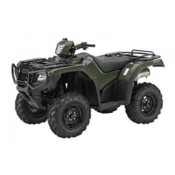 2018 Honda FourTrax Foreman Rubicon 4x4 Automatic for sale 200643659