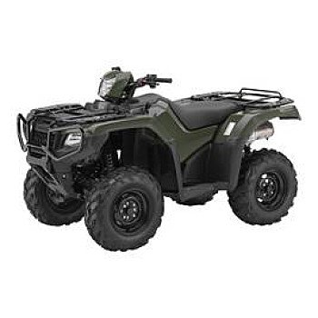 2018 Honda FourTrax Foreman Rubicon 4x4 EPS for sale 200665652