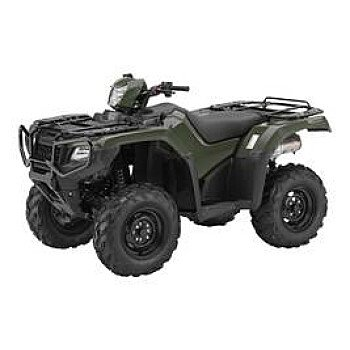 2018 Honda FourTrax Foreman Rubicon 4x4 EPS for sale 200665653