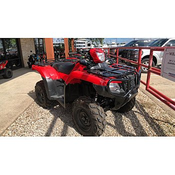 2018 Honda FourTrax Foreman Rubicon 4x4 Automatic for sale 200677952