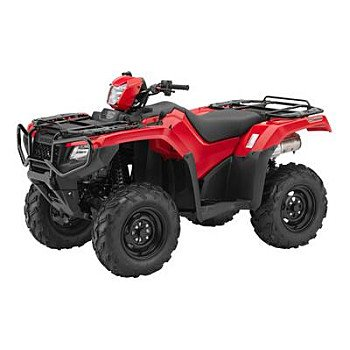 2018 Honda FourTrax Foreman Rubicon 4x4 Automatic EPS for sale 200703317