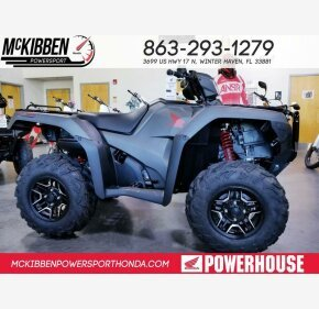 2018 Honda FourTrax Foreman Rubicon for sale 200588700