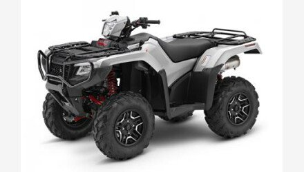 2018 Honda FourTrax Foreman Rubicon for sale 200608495