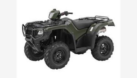 2018 Honda FourTrax Foreman Rubicon 4x4 Automatic for sale 200698891