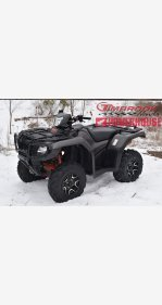 2018 Honda FourTrax Foreman Rubicon for sale 200706006