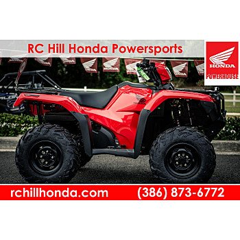 2018 Honda FourTrax Foreman Rubicon 4x4 Automatic for sale 200712939