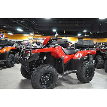 2018 Honda FourTrax Foreman Rubicon for sale 200739899