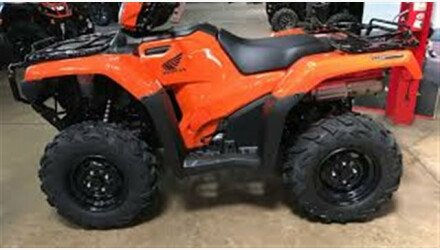 2018 Honda FourTrax Foreman Rubicon 4x4 EPS for sale 200740640
