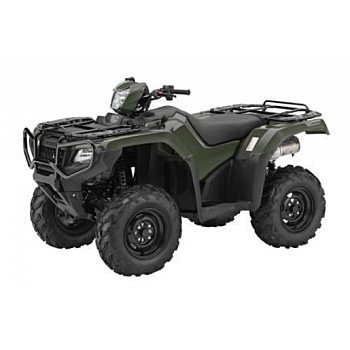 2018 Honda FourTrax Foreman Rubicon for sale 200743794