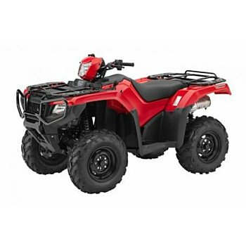 2018 Honda FourTrax Foreman Rubicon for sale 200743795