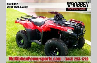 2018 Honda FourTrax Foreman Rubicon for sale 200765176