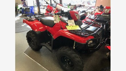 2018 Honda FourTrax Foreman Rubicon for sale 200804552