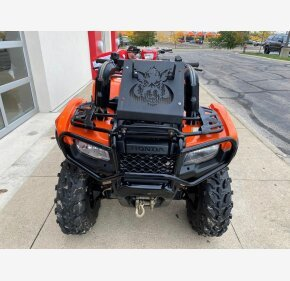 2018 Honda FourTrax Foreman Rubicon for sale 200973507