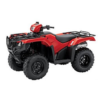 2018 Honda FourTrax Foreman for sale 200554228
