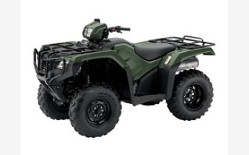 2018 Honda FourTrax Foreman for sale 200562506
