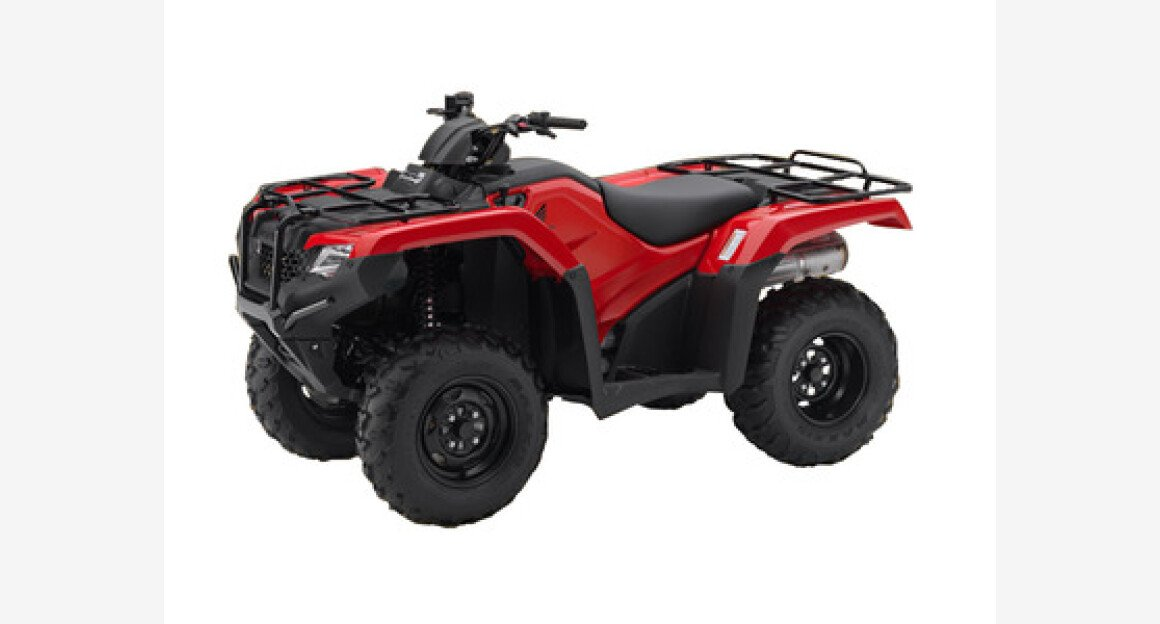 2018 Honda FourTrax Foreman for sale 200596893