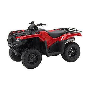 2018 Honda FourTrax Foreman for sale 200626021