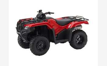 2018 Honda FourTrax Foreman for sale 200626025