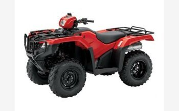 2018 Honda FourTrax Foreman for sale 200654702