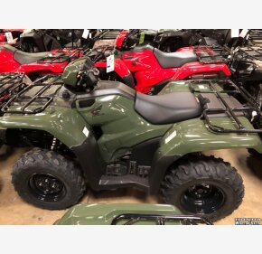 2018 Honda FourTrax Foreman for sale 200525369