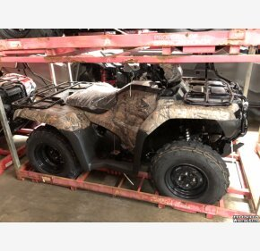 2018 Honda FourTrax Foreman for sale 200525371