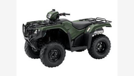 2018 Honda FourTrax Foreman for sale 200562507