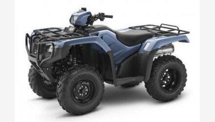 2018 Honda FourTrax Foreman for sale 200608809