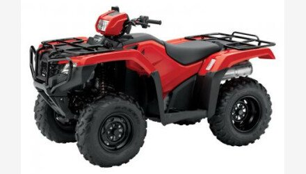 2018 Honda FourTrax Foreman for sale 200685580