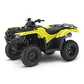 2018 Honda FourTrax Rancher for sale 200503020