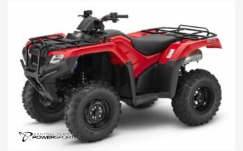 2018 Honda FourTrax Rancher for sale 200504792