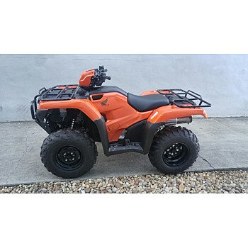 2018 Honda FourTrax Rancher for sale 200518684