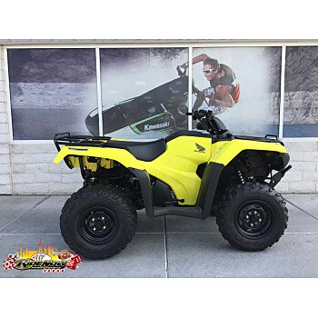 2018 Honda FourTrax Rancher 4x4 Automatic IRS EPS for sale 200533580