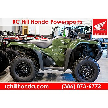 2018 Honda FourTrax Rancher for sale 200539844