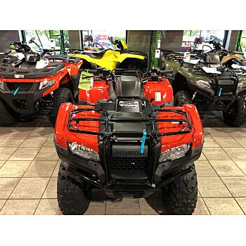2018 Honda FourTrax Rancher for sale 200545258