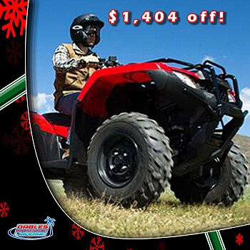 2018 Honda FourTrax Rancher for sale 200545583