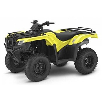 2018 Honda FourTrax Rancher for sale 200550660