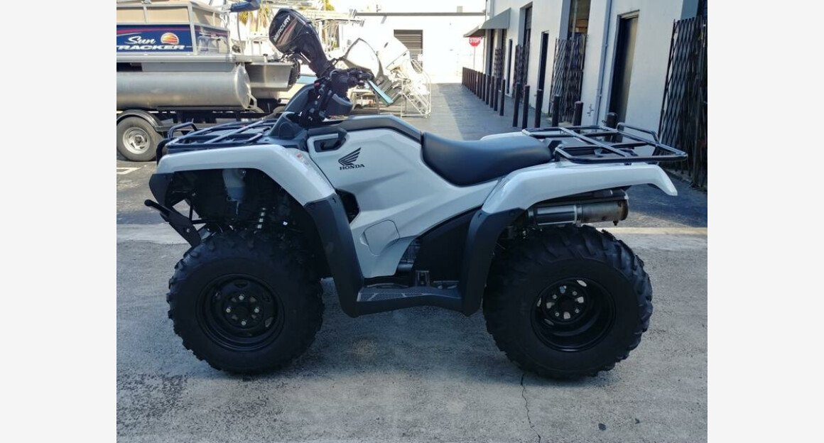 2018 Honda FourTrax Rancher for sale 200560349