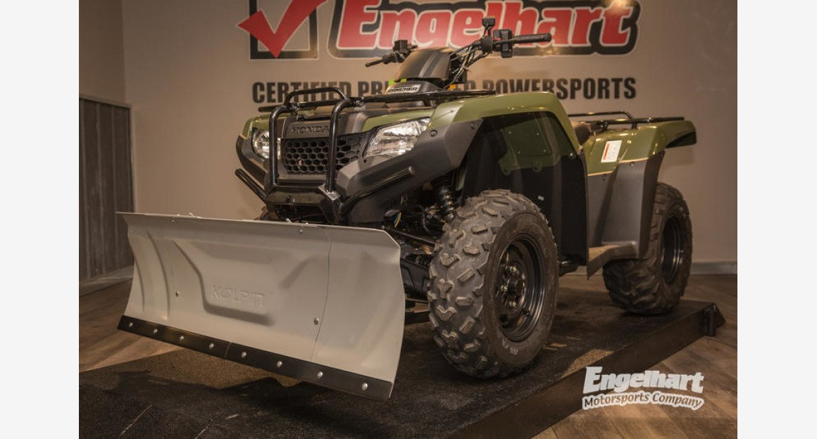2018 Honda FourTrax Rancher for sale 200582174