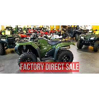 2018 Honda FourTrax Rancher for sale 200588854