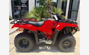 2018 Honda FourTrax Rancher for sale 200589299