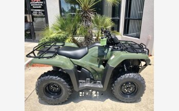 2018 Honda FourTrax Rancher for sale 200591094