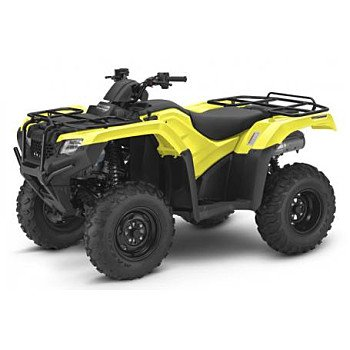 2018 Honda FourTrax Rancher 4x4 Automatic IRS EPS for sale 200596242