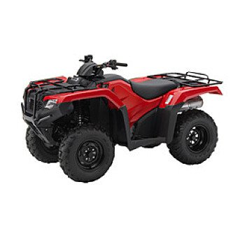 2018 Honda FourTrax Rancher for sale 200600058