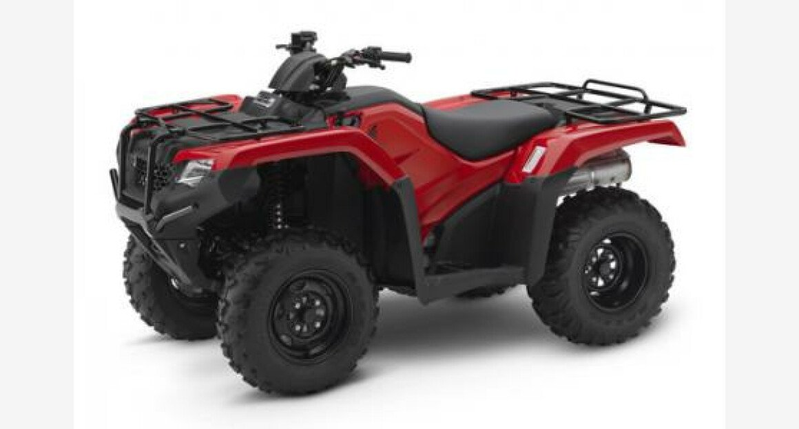 2018 Honda FourTrax Rancher for sale 200600870